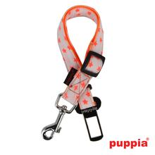 Cosmic Dog Seatbelt Leash by Puppia - Orange