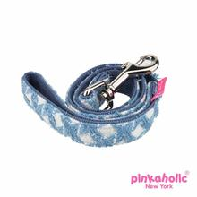 Cosmo Dog Leash by Pinkaholic - Blue