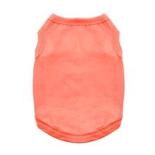 Cotton Dog Tank - Coral
