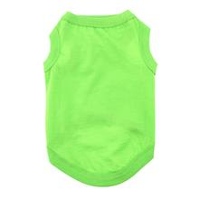Cotton Dog Tank - Green Flash