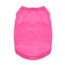Cotton Dog Tank by Doggie Design - Raspberry Sorbet
