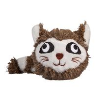 Country Critter Faballs Dog Toy - Raccoon