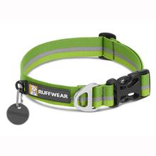 Crag Dog Collar by RuffWear - Meadow Green
