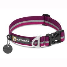 Crag Dog Collar by RuffWear - Purple Dusk