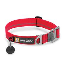 Crag Dog Collar by RuffWear - Red Currant