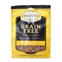 Darford Grain Free Mini Dog Treats - Cheddar Cheese
