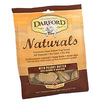 Darford Naturals Dog Treat - Peanut Butter