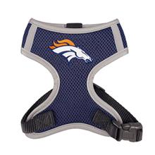 Denver Broncos Dog Harness - Blue