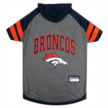 Denver Broncos Hooded Dog T-Shirt