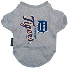 Detroit Tigers Dog T-Shirt