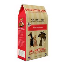 Distinctive Dog All Natural Dog Treats - Apple Ginger Snap