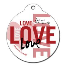 Doc Halligan Lotta' Love QR Code Pet ID Tag by BarkCode