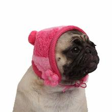 Dodo Dog Hat by Puppia - Pink