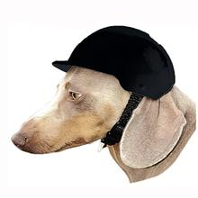 Dog Bike Helmet - Black