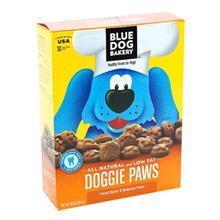 Doggie Paws Dog Treat from Blue Dog Bakery