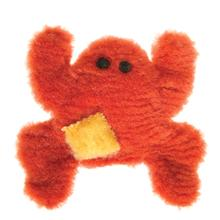 Doggy Froggy Floppy Dog Toy - Papaya Orange