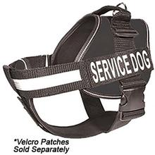 Dogline Unimax Multi Purpose Dog Harness - Black