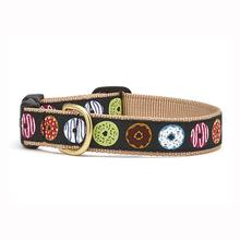 Donuts Dog Collar by Up Country