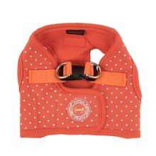 Dotty Dog Harness Vest by Puppia - Orange