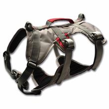 DoubleBack Dog Harness by RuffWear - Cloudburst Gray