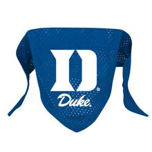 Duke Blue Devils Mesh Dog Bandana
