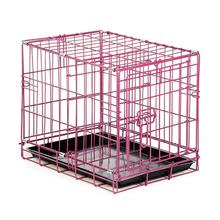 Easy Crate Dog Crate - Raspberry