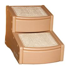 Easy Step Pet Stairs - Tan