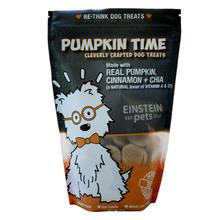 Einstein Pets Pumpkin Time Dog Treat
