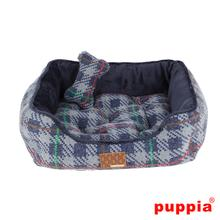Eldric House Dog Bed by Puppia - Navy