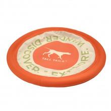 Explore Wander Discover Soft Flying Disc Dog Toy