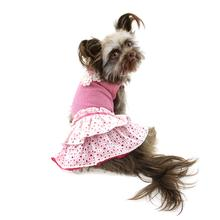 Eyelet Flower Dog Dress by Dogo