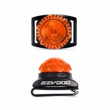 EzyDog Adventure Light Dog Beacon - Orange