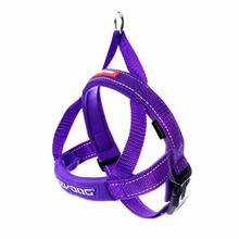 EzyDog Quick Fit Dog Harness - Purple