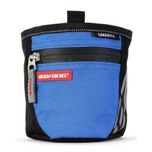 EzyDog SnakPak Dog Treat Bag - Blue