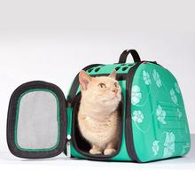 EzyDog Transporter - Mint Flowers