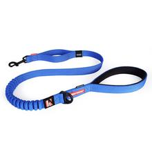 EzyDog Zero Shock Dog Leash - Blue