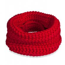 Fab Dog Infinity Dog Scarf - Red