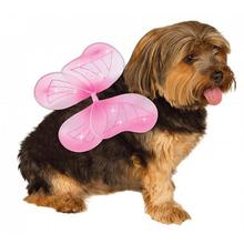 Fairy Wings Dog Costume - Pink