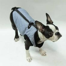Gooby Fashion Dog Vest - Gray
