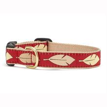 Feathers Dog Collar by Up Country