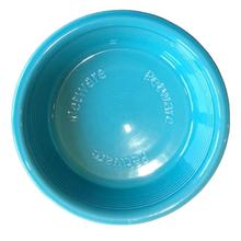 Fiesta Petware Dog Bowl - Turquoise