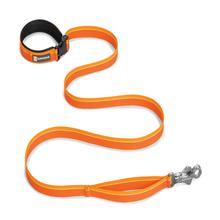 Flat Out Dog Leash by RuffWear - Orange Sunset