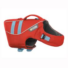 Float Coat Dog Life Jacket by RuffWear - Sockeye Red