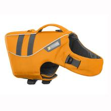 Float Coat Dog Life Jacket by RuffWear - Wave Orange