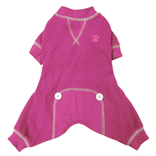 FouFou Thermal Dog Pajamas - Pink