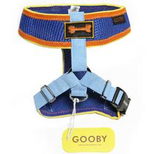 Freedom Sport Dog Harness by Gooby - Blue/Orange