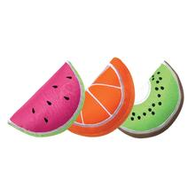 Freeze N Float Dog Toy - Fruit Wedge