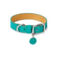 Frisco Timberline Dog Collar by RuffWear - Melt Water Teal