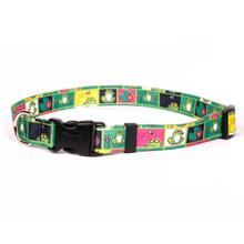 Frog Dog Collar by Yellow Dog