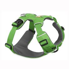 Front Range Dog Harness by RuffWear - Meadow Green
